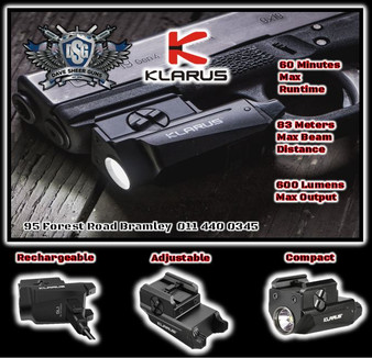 Klarus GL1 Micro Flash Light