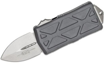 Microtech O.T.F Exocet Grey Apocalyptic Standard  157-10 APGY