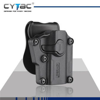 Cytac Mega-Fit Holster - Fits Nearly 70 Pistols