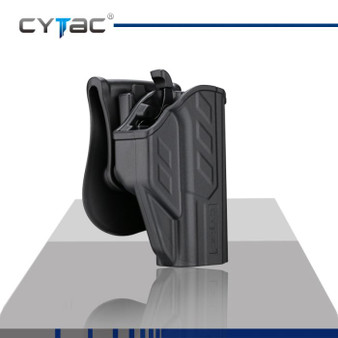 Cytac T-ThumbSmart Holster For CZ P-10C