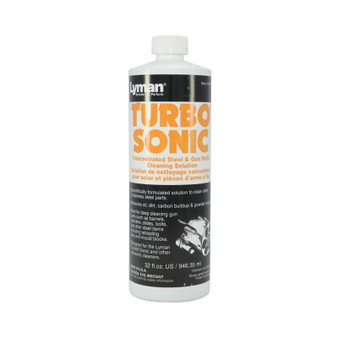 Lyman Turbo Sonic Gun Parts Cleaning Solution 16oz