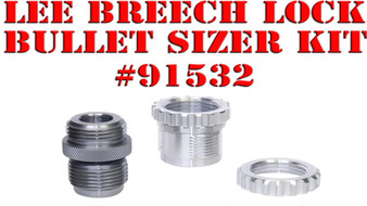 Breech Lock Bullet Sizing Kit