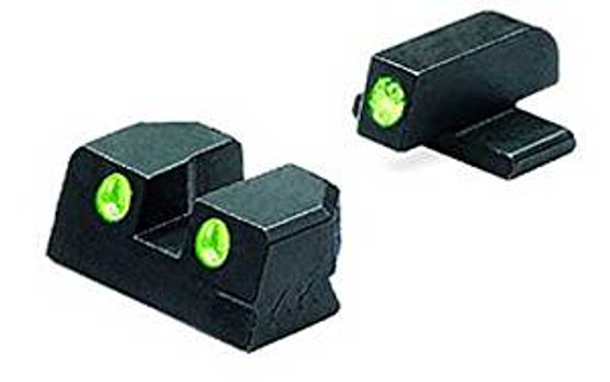 Meprolight Tru-Dot Sight Springfield XD Green/Green Fixed