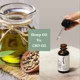 Hemp oil vs. CBD oil vs. Hemp extract: What is the difference?