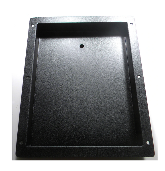 FFWC - Flat Foot Recessed Tray for Wireless Control Pedal Minn Kota/MotorGuide