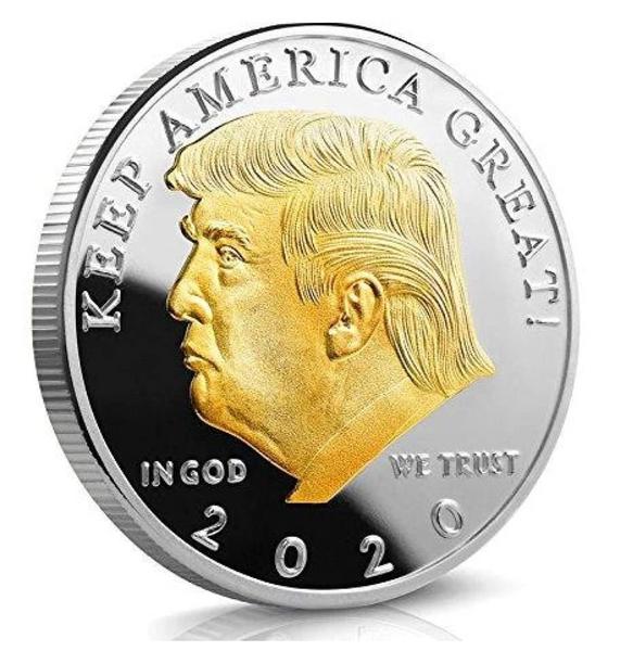 Trump Coin Original with Hangtag