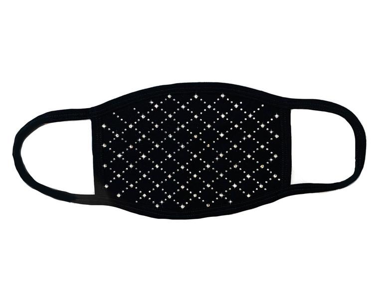 Diamond Grid Mask (Swarovski)
