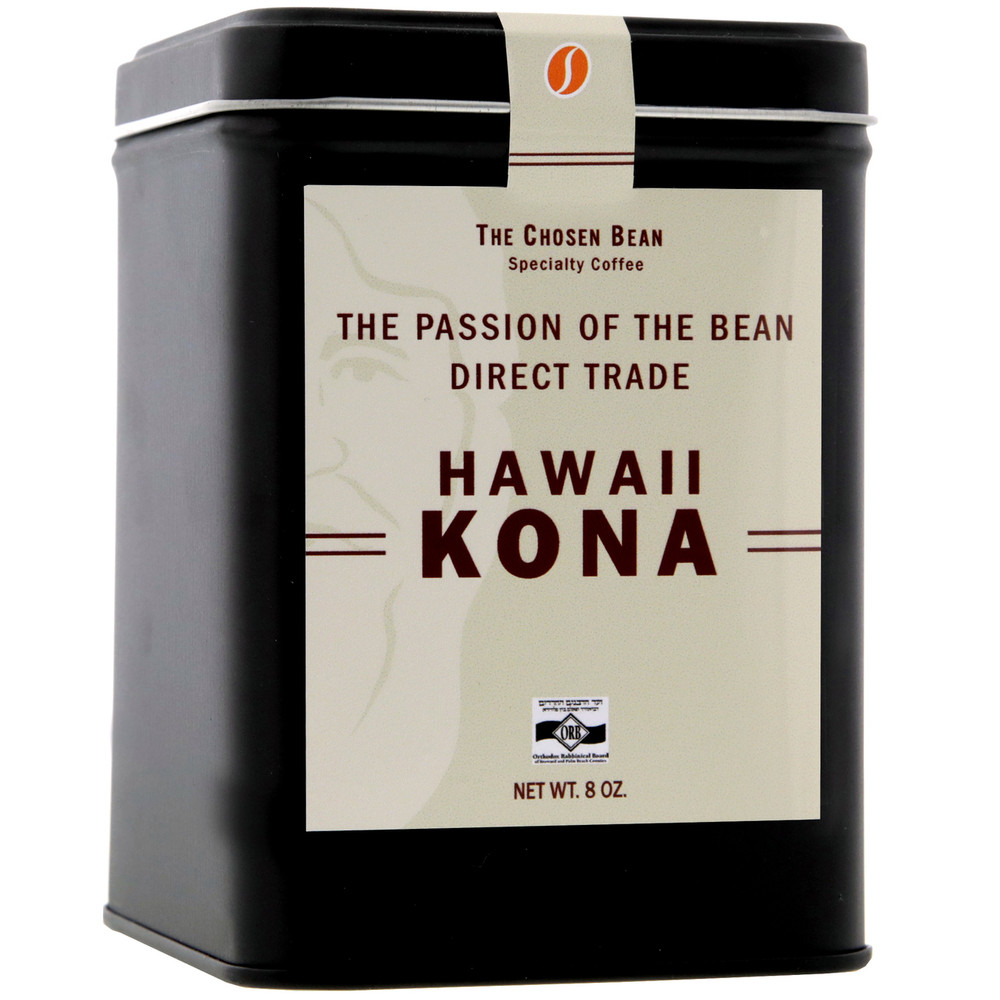 The Chosen Bean 100% Kona Estate Direct Trade Coffee