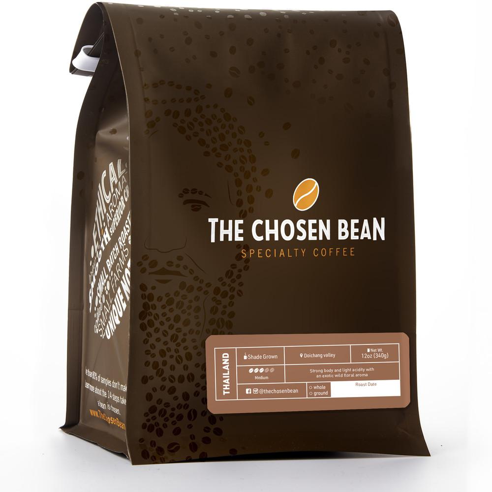 Thailand Yoddoi Chang Chiangrai  Single Origin Shade Grown Coffee