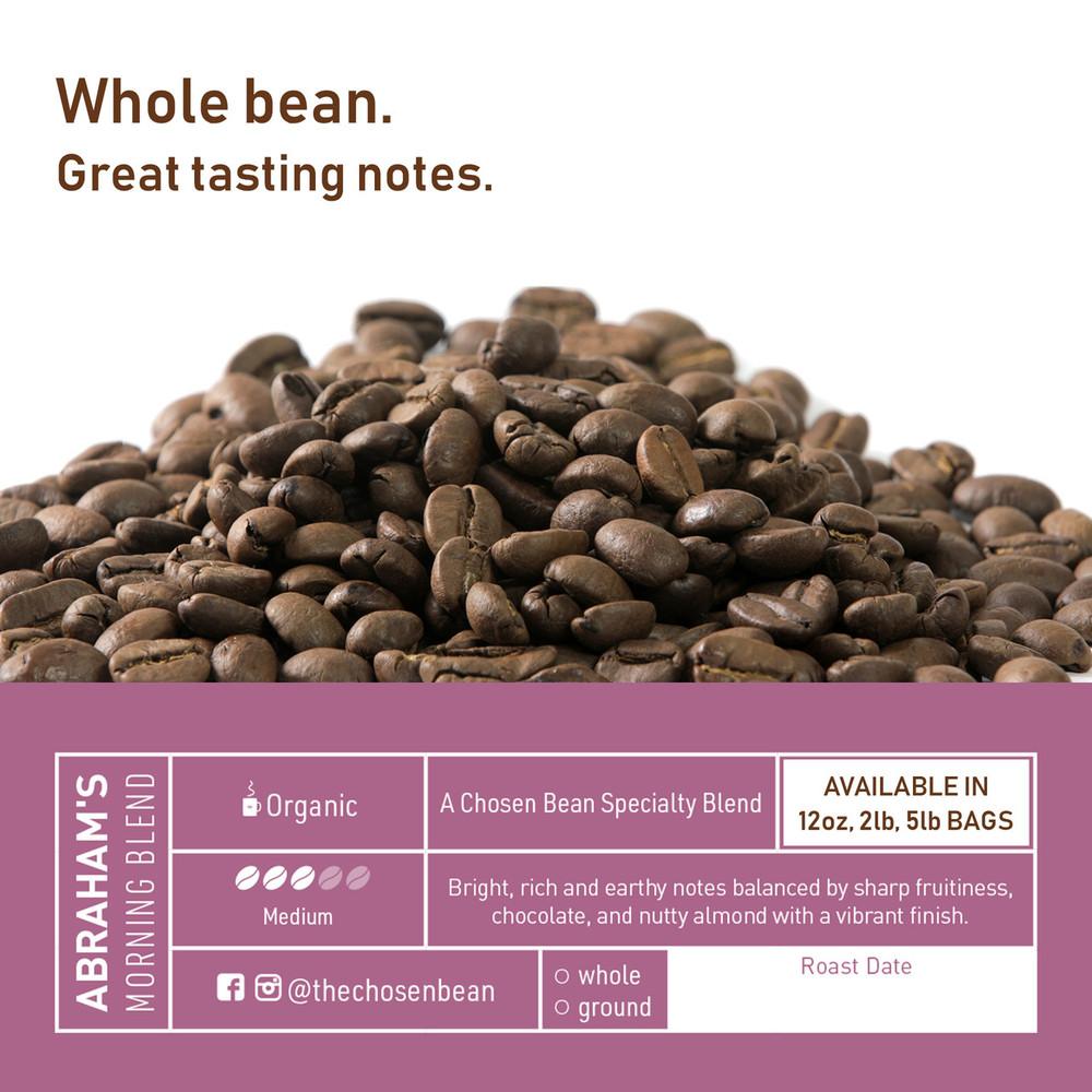 Abraham Morning Roast - Signature Blend