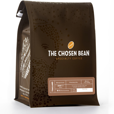 Thailand Yoddoi Chang Chiangrai  Single Origin Shade Grown Coffee