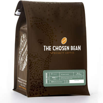 Colombia 50/50  Decaf &  Regular Blend