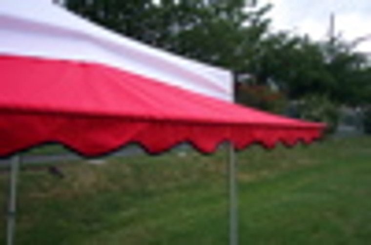 Custom Awning - Material Only