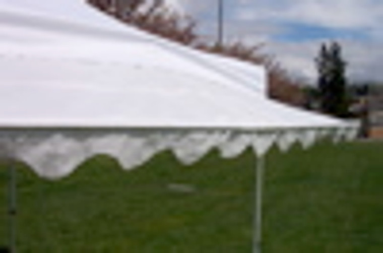 Canopy Awning - White Standard Fabric