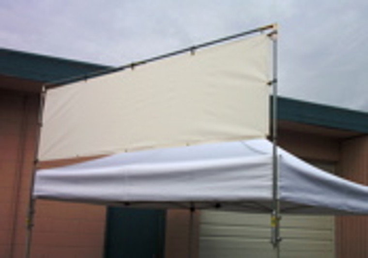 CANOPIES BY FRED -  SKY BANNER FRAME