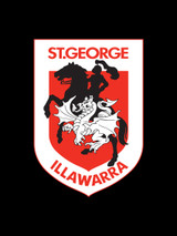 St George Illawarra Dragons NRL Seat Covers