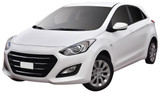 Hyundai i30 Precision Fit Mats 05/2012 -03/2017