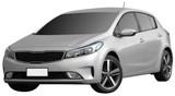 Kia Cerato Precision Fit Mats 2013 - 06/2018