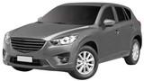 Mazda CX5 Precision Fit Mats 02/2012 - 03/2017