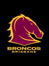 Brisbane Broncos NRL Car Mats