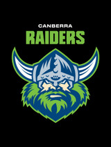 Canberra Raiders NRL Car Headrest Covers