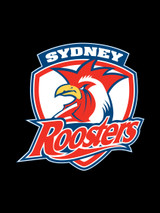 Sydney Roosters NRL Car Headrest Covers