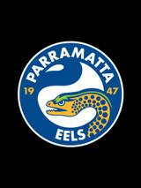 Parramatta Eels NRL Steering Wheel And Seat Belt Comforts