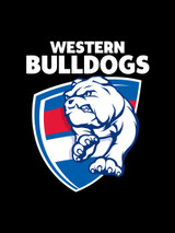 Western Bulldogs AFL Steering Wheel And Seat Belt Comforts