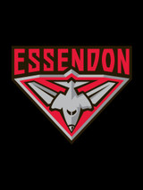 Essendon AFL Steering Wheel And Seat Belt Comforts