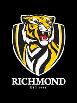 Richmond AFL Steering Wheel And Seat Belt Comforts