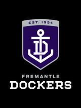 Fremantle Dockers AFL Car Number Plate Frame