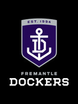 Fremantle Dockers AFL Steering Wheel And Seat Belt Comforts