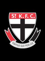 St Kilda AFL Car Number Plate Frame