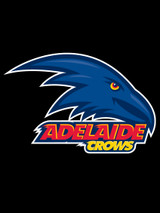 Adelaide Crows AFL Car Headrest Covers