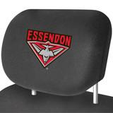 Essendon AFL Car Headrest Covers