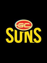Gold Coast AFL Car Headrest Covers