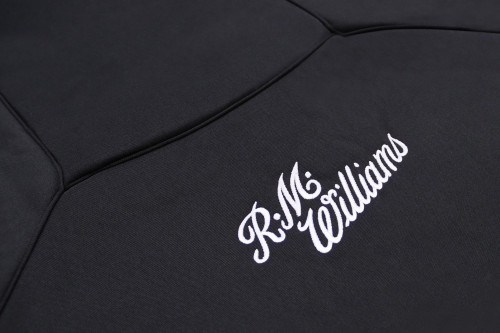 R.M.Williams Canvas Black