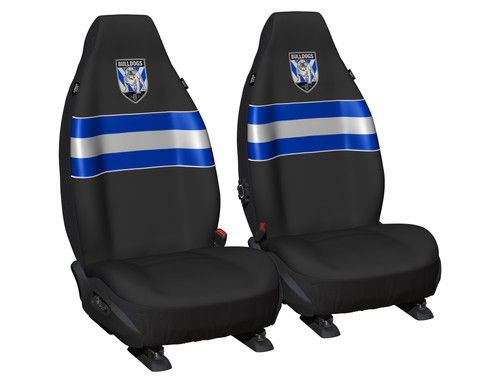 Canterbury Bulldogs NRL Seat Covers