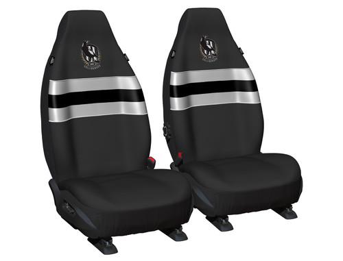 Collingwood AFL Seat Covers