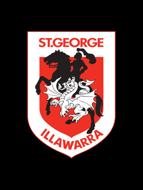 St George Illawarra Dragons NRL Seat Covers
