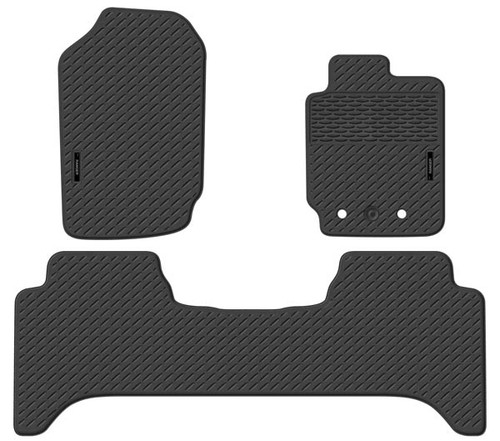 Ford Ranger Precision Fit Mats 08/2011 - Current