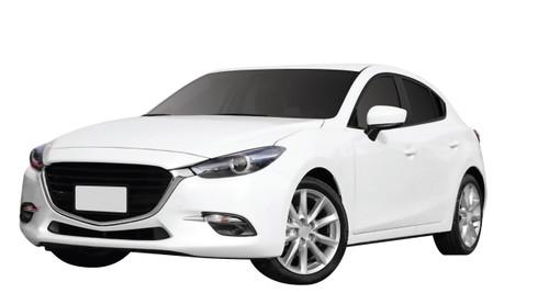 Mazda 3 Precision Fit Mats 01/2014 - 02/2019