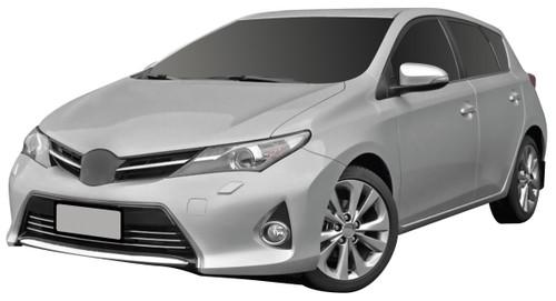 Toyota Corolla  Precision Fit Mats 10/2012 - 08/2018