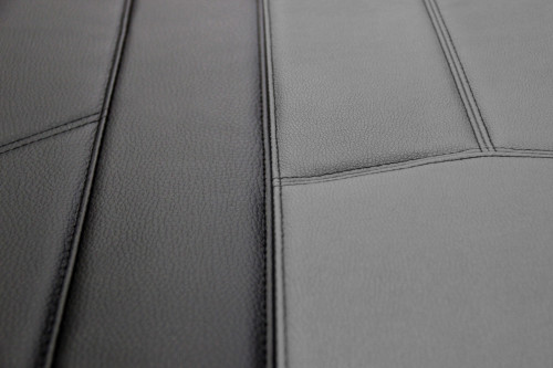Empire Leather Look - Grey