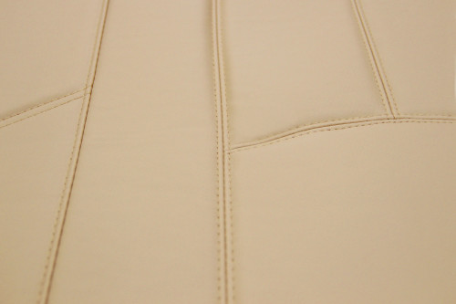 Empire Leather Look - Beige