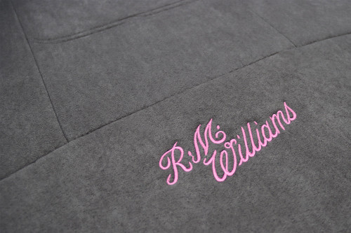 R.M.Williams Jillaroo Suede Grey