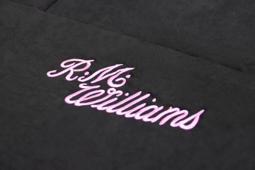 R.M.Williams Jillaroo Suede Black