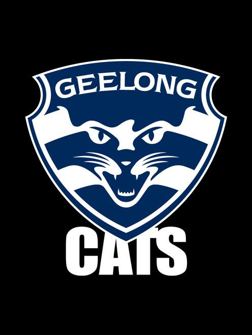 Geelong AFL Car Mats