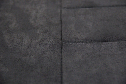 Platinum Velour Charcoal