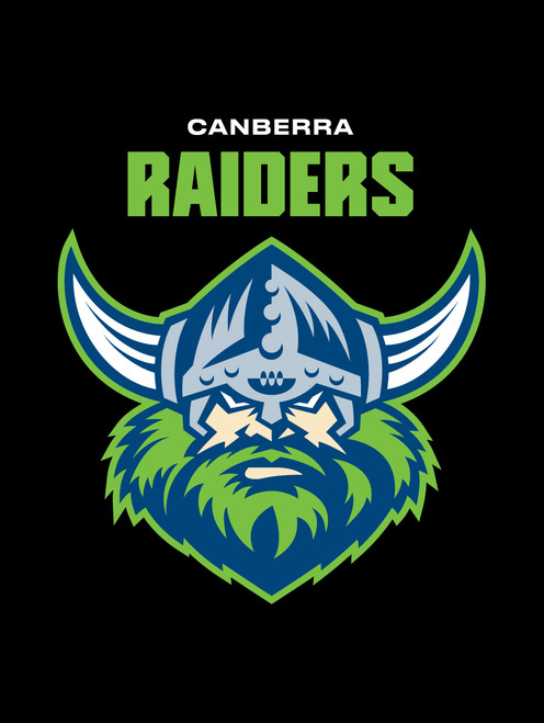 Canberra Raiders NRL Car Headrest Covers
